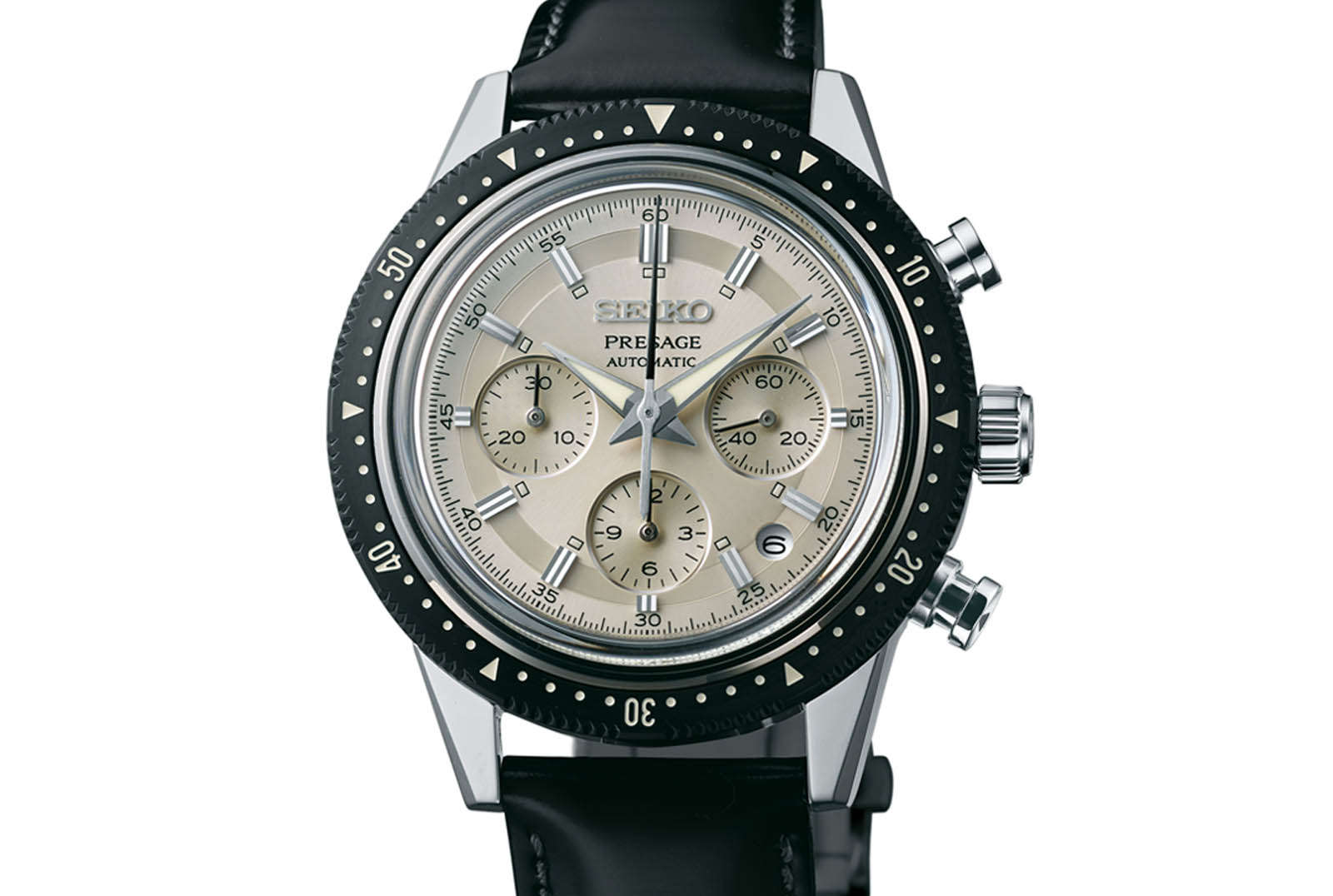 Seiko_Presage Chronograph 50th Anniversary Limited Edition ref. SRQ031
