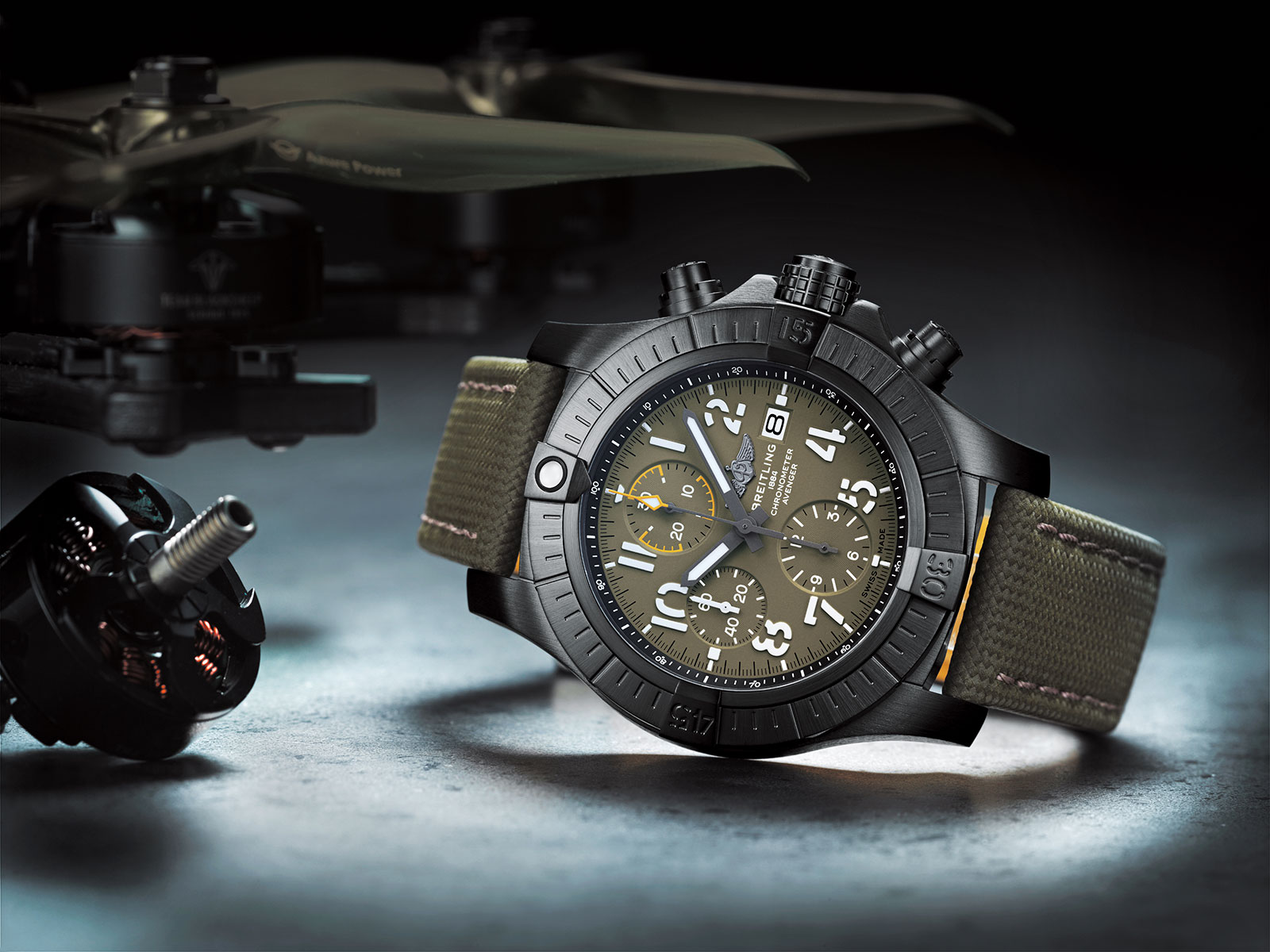 Second Hand Watches >> Breitling Introduces the Revamped Avenger Collection   SJX ...