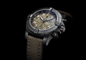 Breitling Introduces the Revamped Avenger Collection