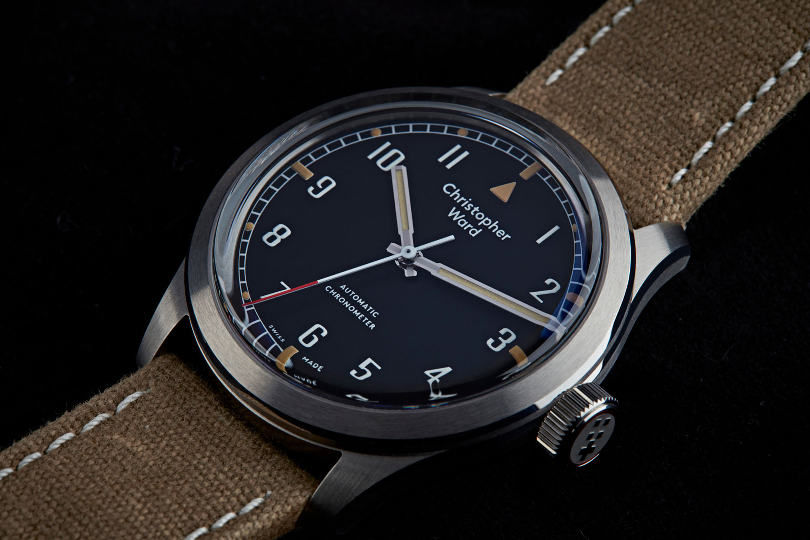 christopher ward C65 Sandhurst 2
