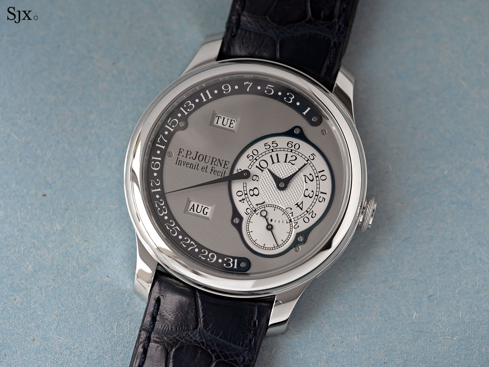 The Rise and Fall of Asprey of London (and a Personalised F.P. Journe Wristwatch)