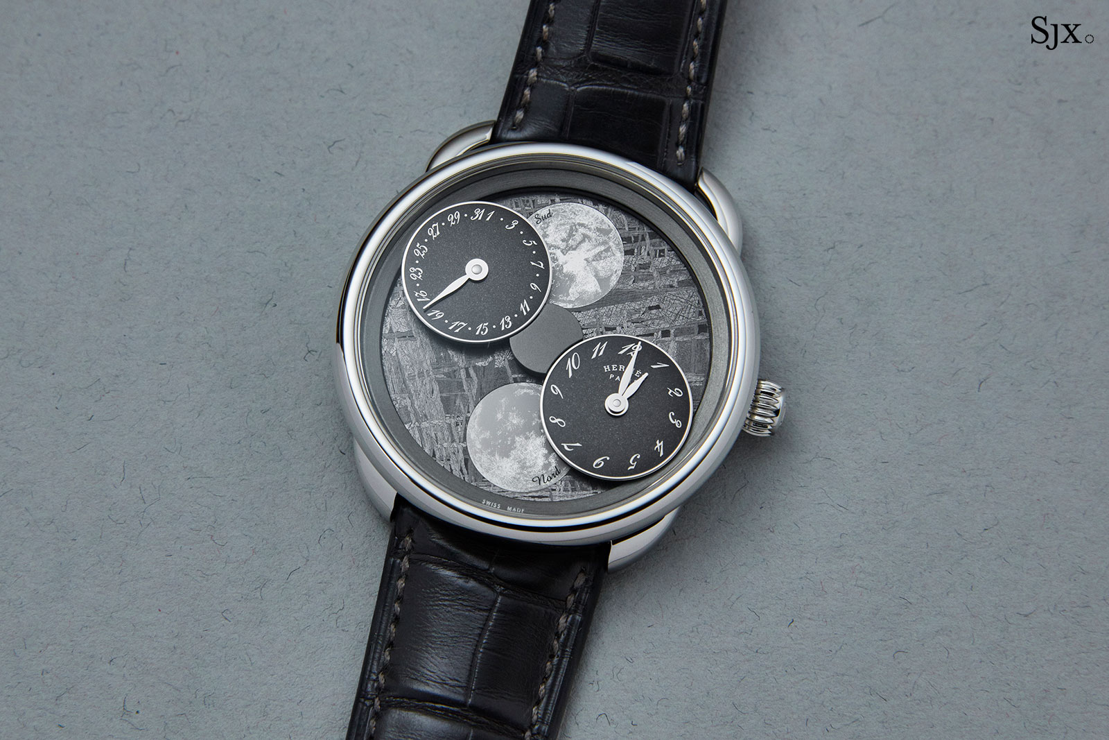 hermes Arceau LHeure De La Lune meteorite 2