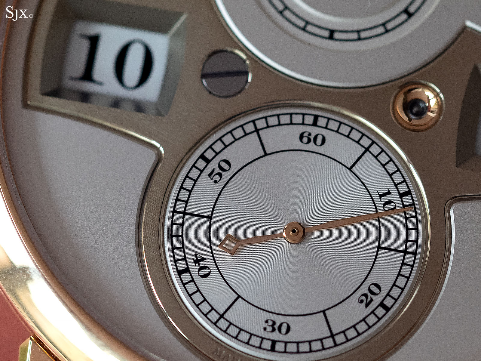 lange zeitwerk rose gold phillips gwa 2