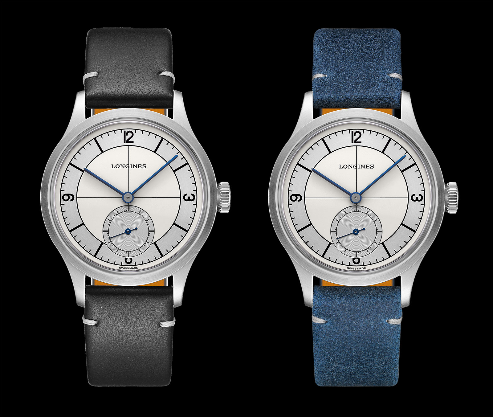 longines Heritage Classic Sector Dial 1