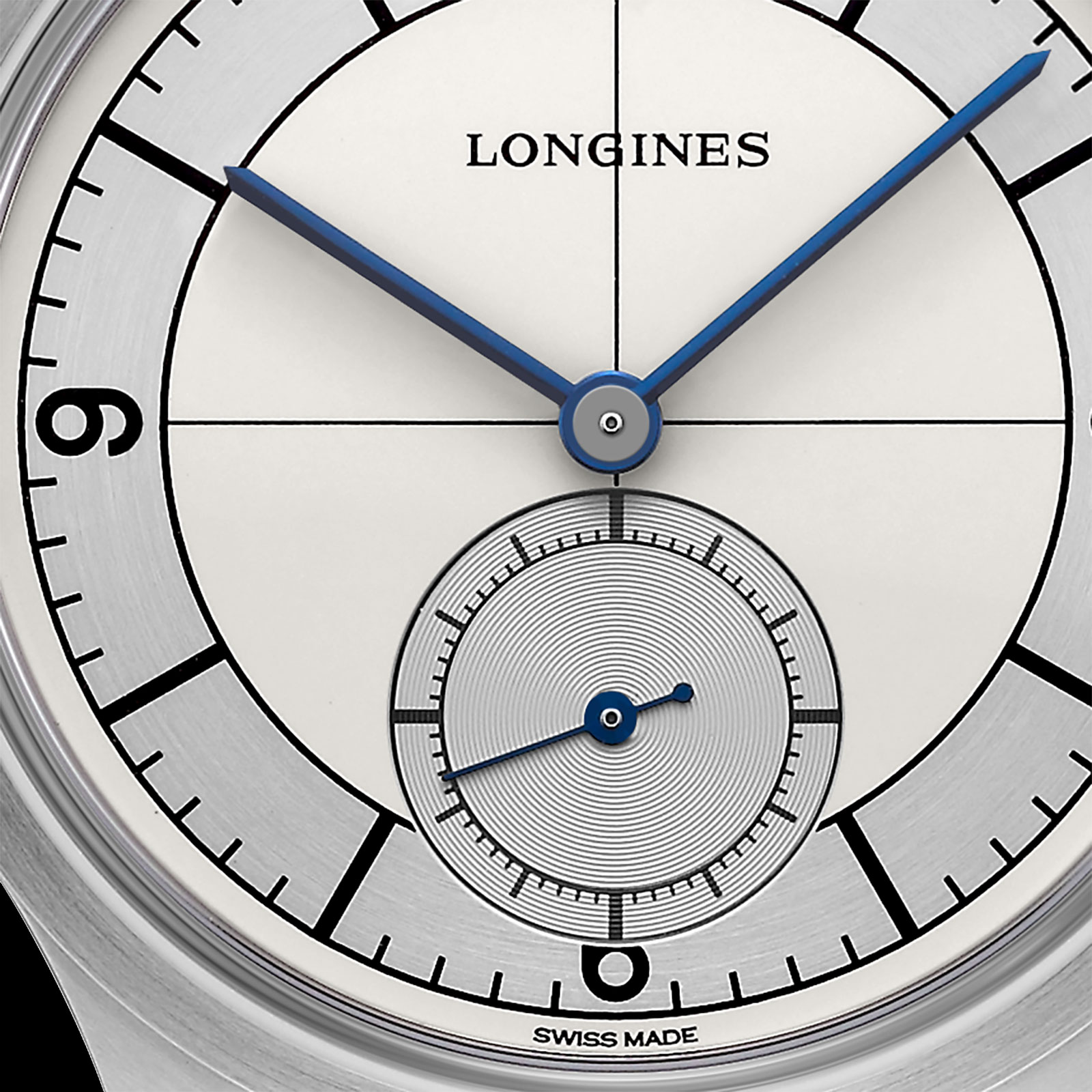 longines Heritage Classic Sector Dial