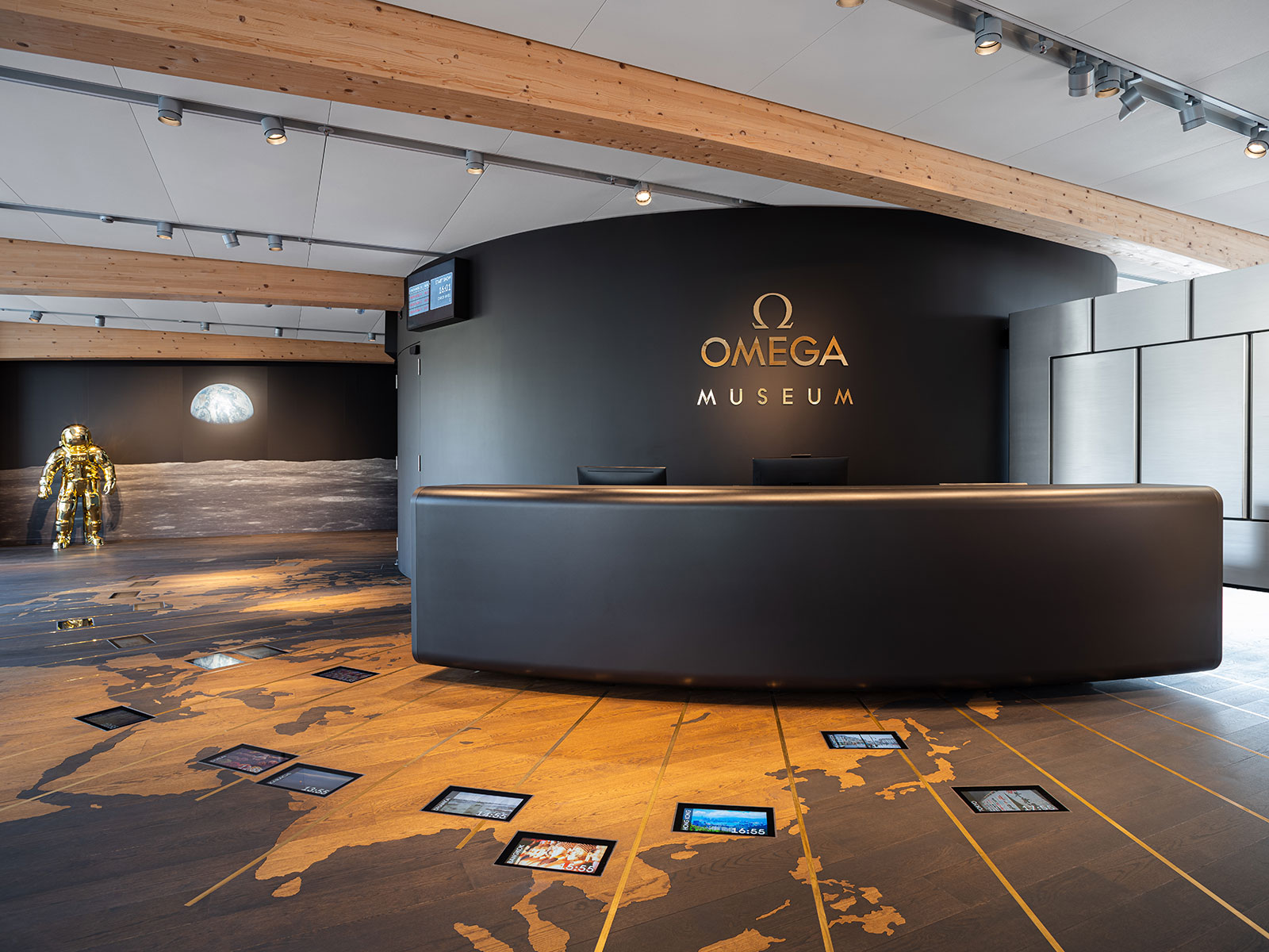 The New Omega Museum is Open | SJX Watches