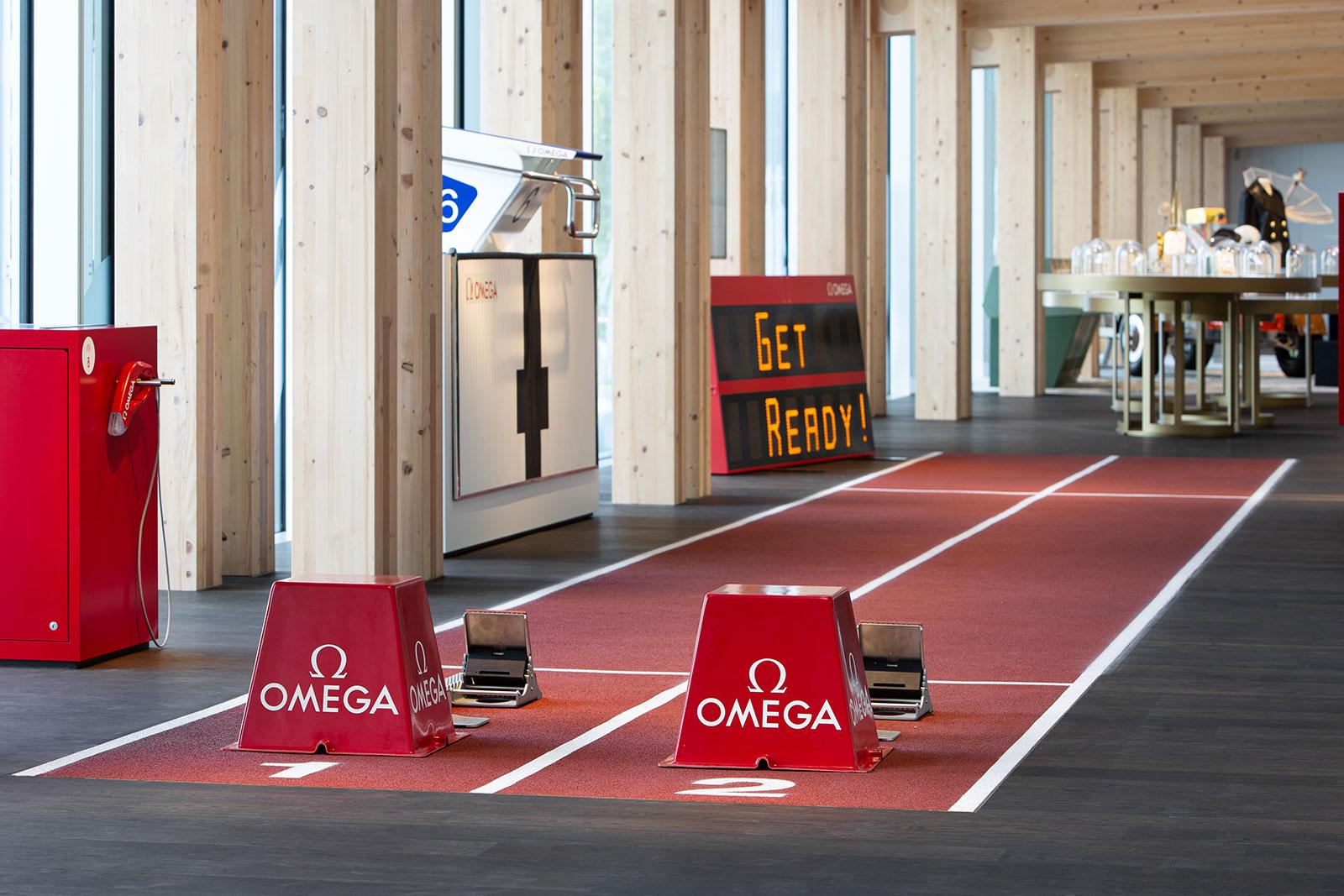 omega museum olympics