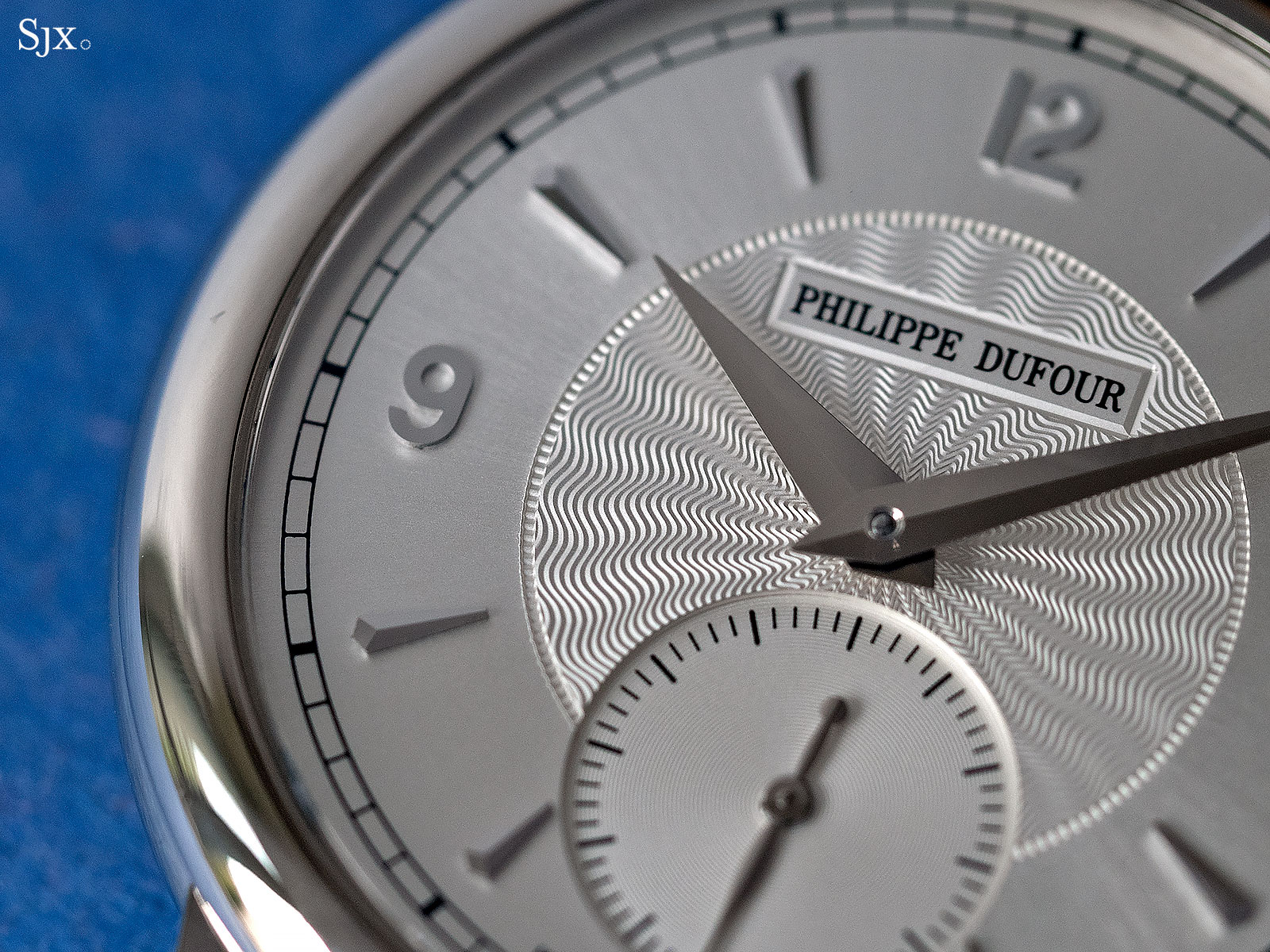 philippe dufour simplicity white gold 37mm 2
