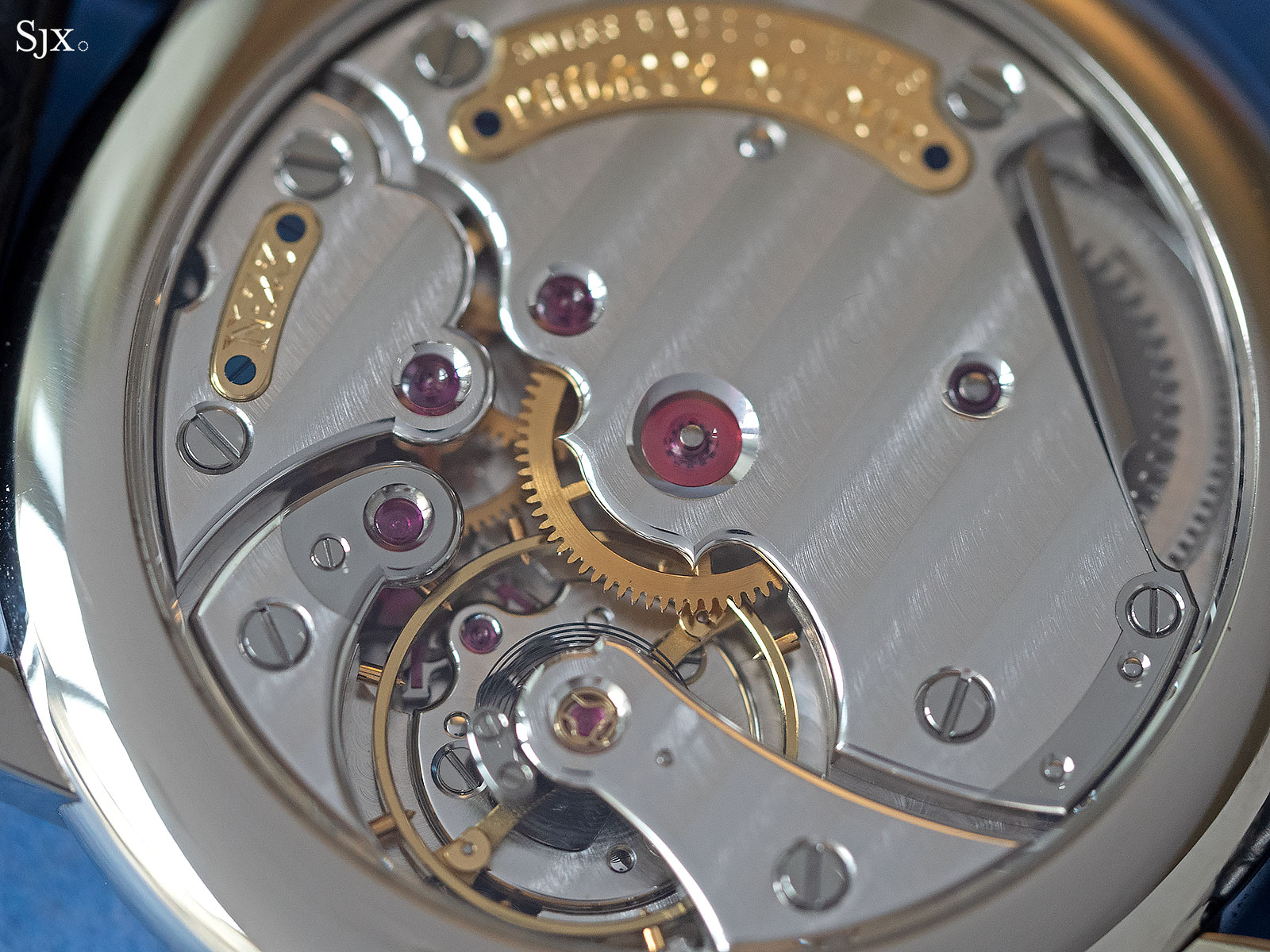 philippe dufour simplicity white gold 37mm 3