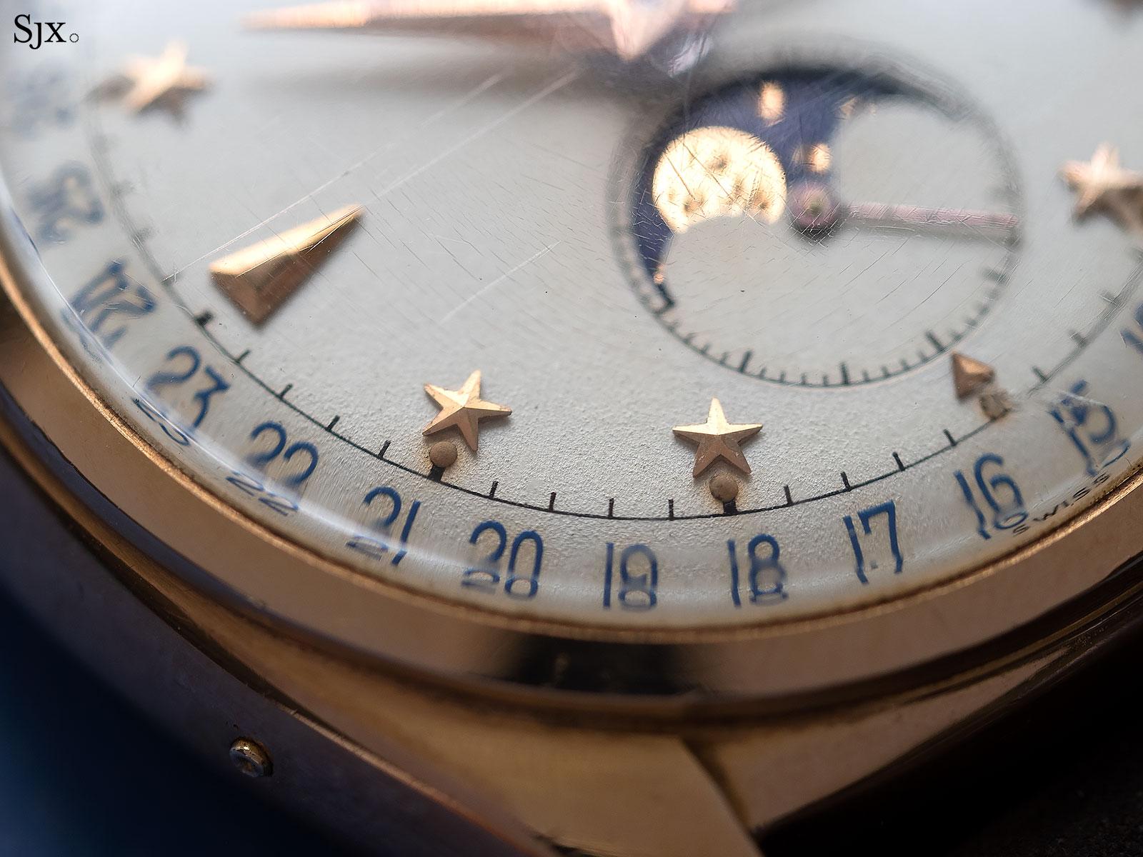 rolex 6062 stelline pink gold gordon bethune 11