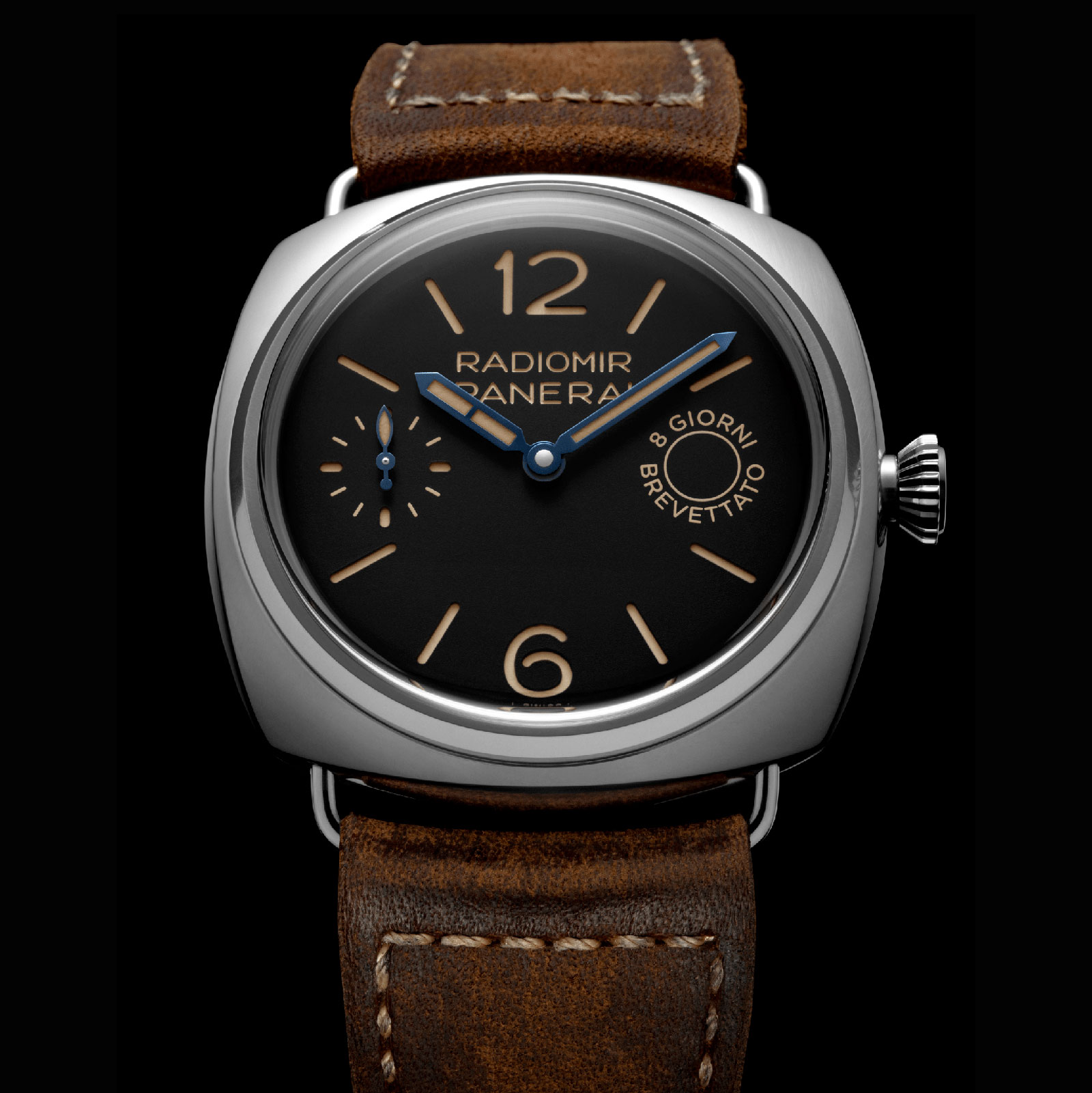 Second Hand Watches >> Panerai Introduces the Radiomir California PAM 931 ...