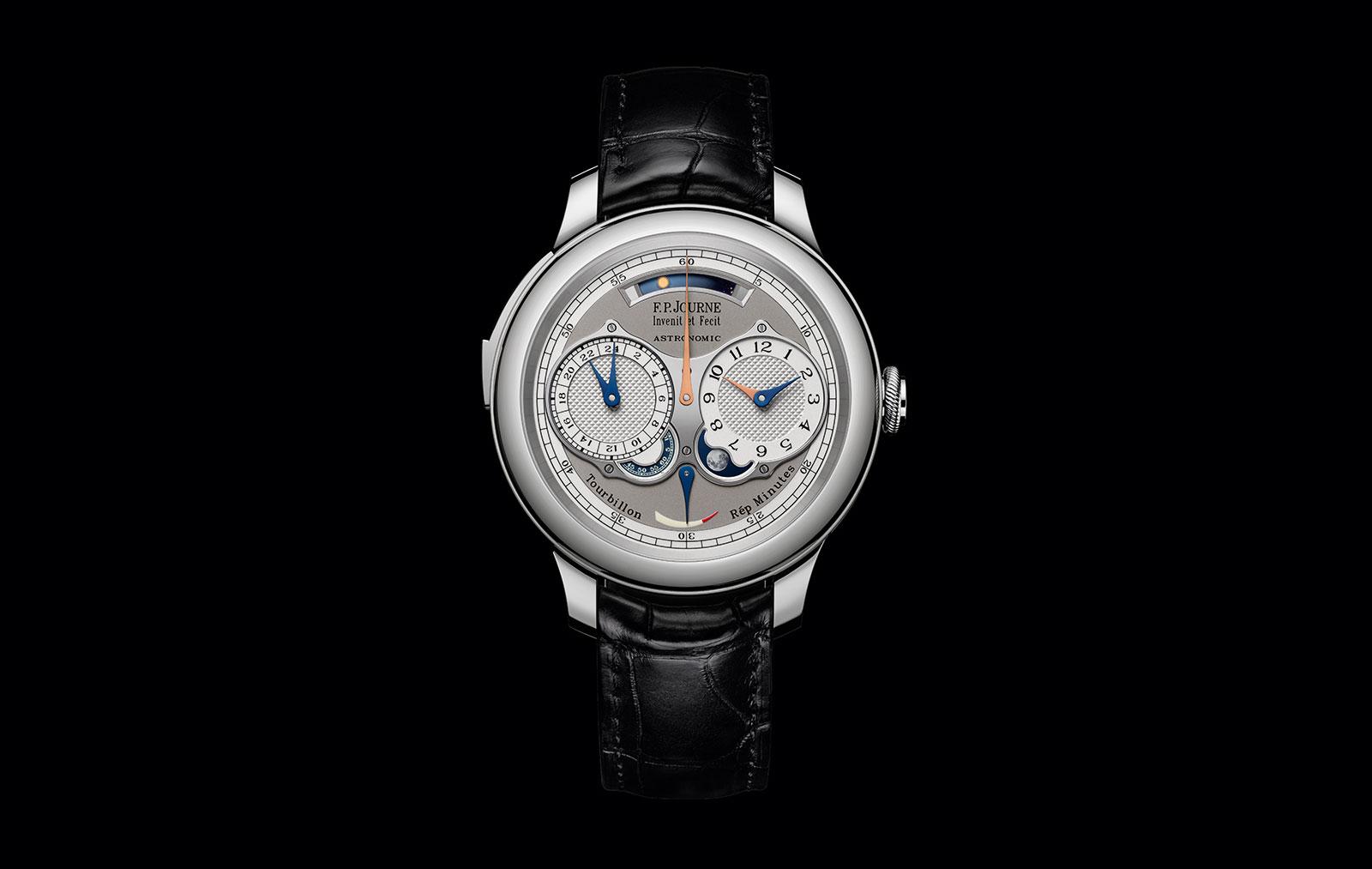 F.P. Journe Introduces the Astronomic Souveraine Grand Complication   SJX Watches
