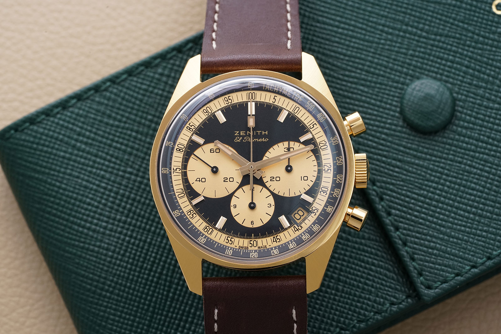 Zenith Introduces The El Primero A386 Phillips Limited