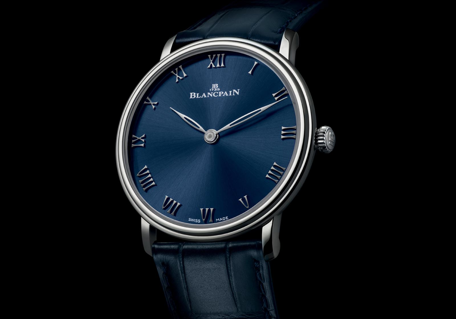 Blancpain Introduces the Villeret Ultraplate in Platinum