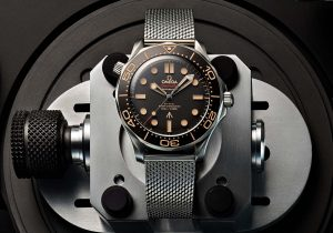 Omega Introduces the Seamaster Diver 300M 007 Edition