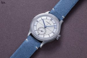 """Hands-On: Longines Heritage Classic """"Sector"""" Dial"""