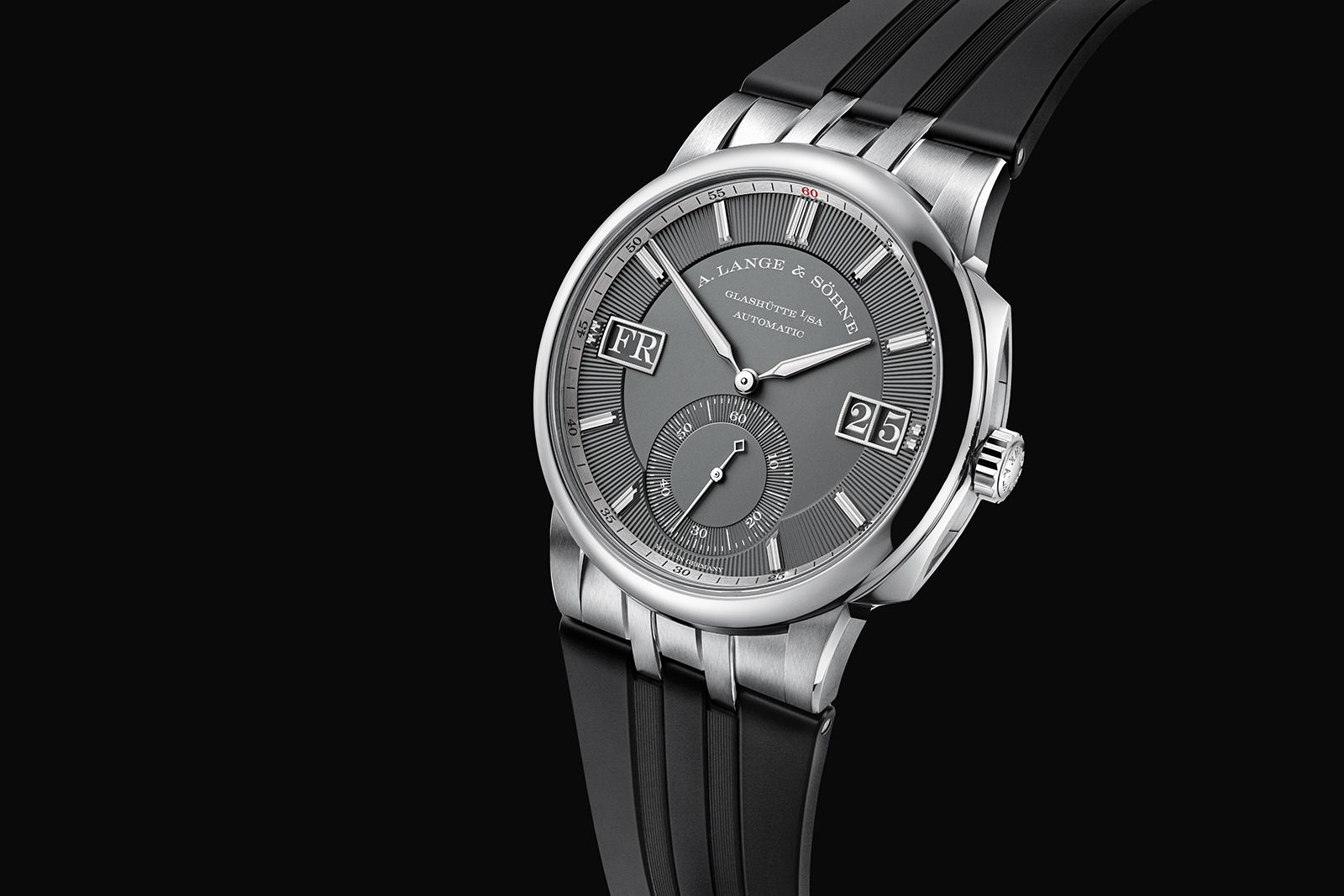 A. Lange & Söhne Introduces the Odysseus Datomatic in White Gold   SJX  Watches