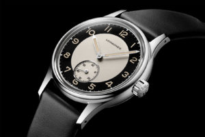 "Longines Introduces the Heritage Classic ""Tuxedo"""