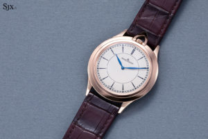Up Close: Jaeger-LeCoultre Master Ultra Thin Kingsman Knife Watch
